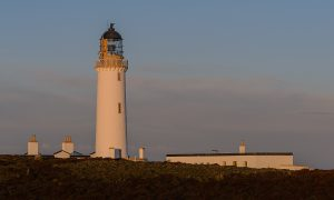Mull of Galloway Lighthouse, Scotland, Sunset, Leuchtturm, Schottland, Sonnenuntergang