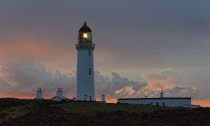 Mull of Galloway, Lighthouse, Scotland, Sunrise, Leuchtturm, Schottland, Sonnenaufgang